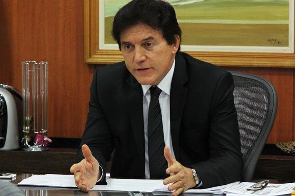 Robinson Faria afirma que o objetivo é assegurar recursos para pagamentos de servidores