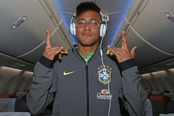 Neymar teve R$ 188,8 milhões bloqueados em processo por fraude fiscal