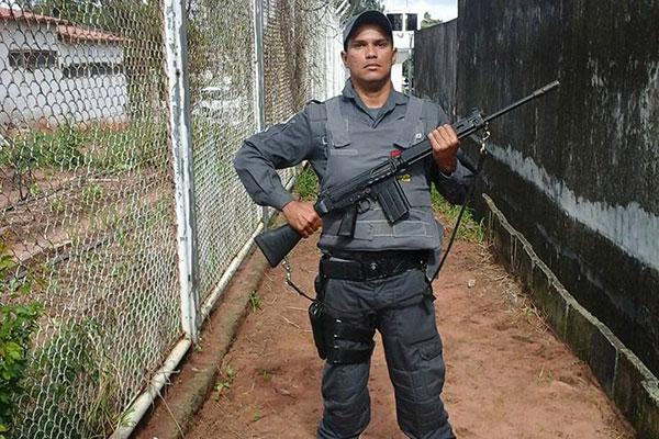 Policial militar Daniel Henrique da Silva foi uma das vítimas da violência