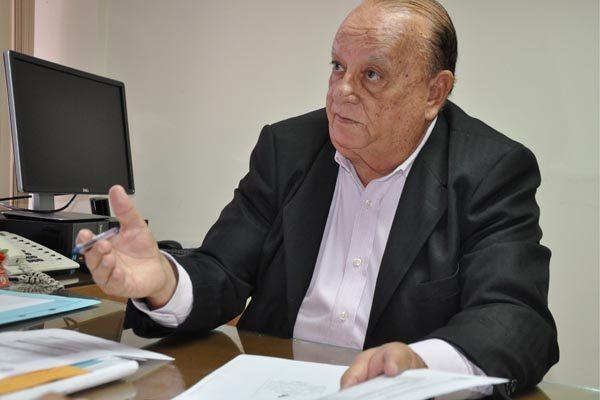 José Marlúcio afirma que com a queda nas receitas de ICMS e FPM não há como não fazer os saques
