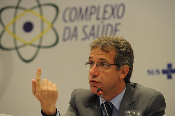Artur Chioro, que substituiu Alexandre Padilha, era forte defensor do programa Mais Médicos