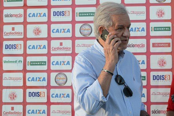 Jussier Santos, ex-presidente