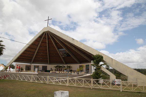 Celebrações acontecem no santuário dos Mártires em Uruaçu