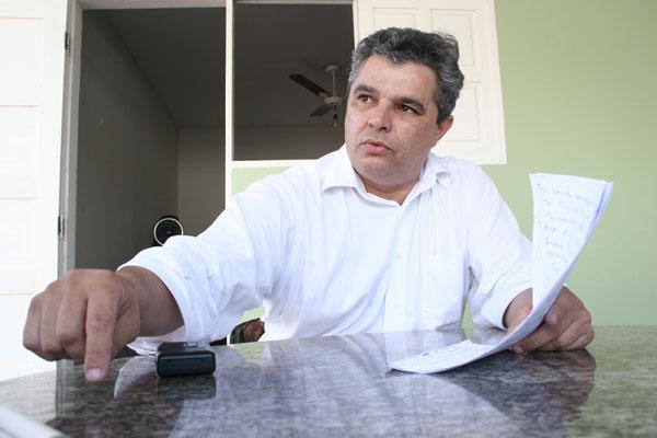 Advogado Felipe Augusto, presidente do Sindicato dos Atletas
