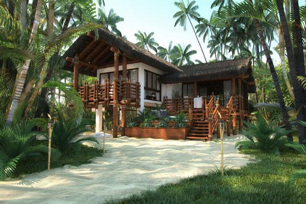 Projeto mostra como seriam os chalés do Pure Resort que os canadenses planejavam construir em São Miguel do Gostoso