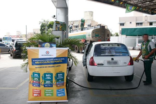 Reajustes da gasolina e do diesel chegaram às bombas após a Petrobras anunciar alta nas refinarias