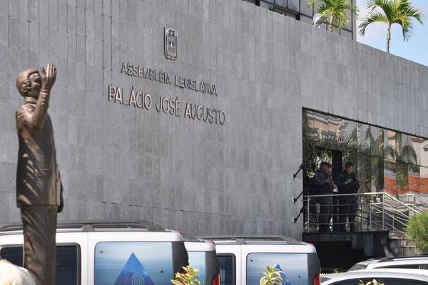 Assembleia Legislativa terá ajuste na despesa com cargos comissionados e funções gratificadas