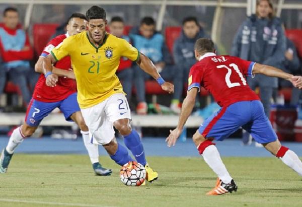 O paraibano Hulk acredita que a torcida cearense irá apoiar a seleção brasileira