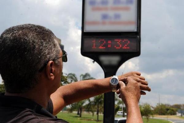 Horário de verão representa redução da demanda de 4% a 5%, em média