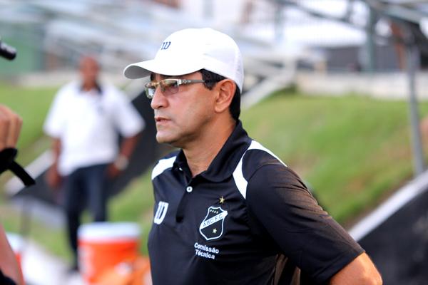 Sérgio China comandou o ABC na reta final da Série B do Campeonato Brasileiro de 2015