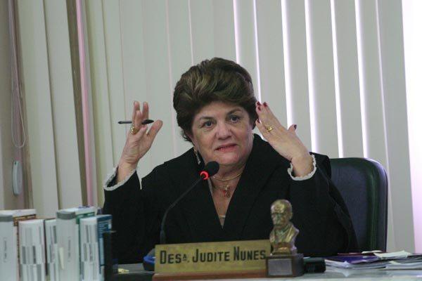 Resultado de imagem para Desembargadora Judite Nunes