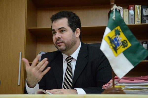 Formado pela UFRN e especializado em Processo Civil, Cristiano Feitosa Nunes será o quarto secretário de Justiça em 10 meses