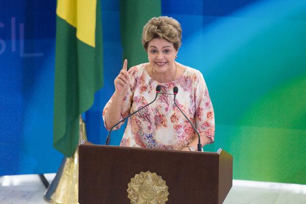 Dilma Rousseff sancionou lei com diversos vetos