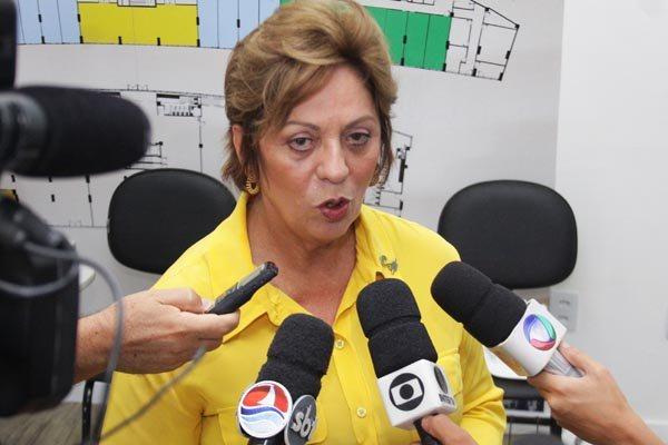 Rosalba afirma que recebe a decisão com tranquilidade, mas prefere não fazer planos eleitorais