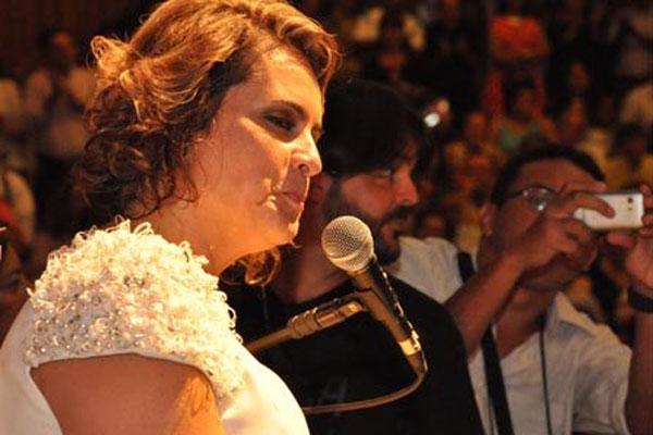 Cláudia Regina teve a punição confirmada pelos ministros do TSE