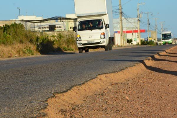 Uma das questões observadas na pesquisa sobre as estradas estaduais é a da pavimentação, considerada regular ou ruim