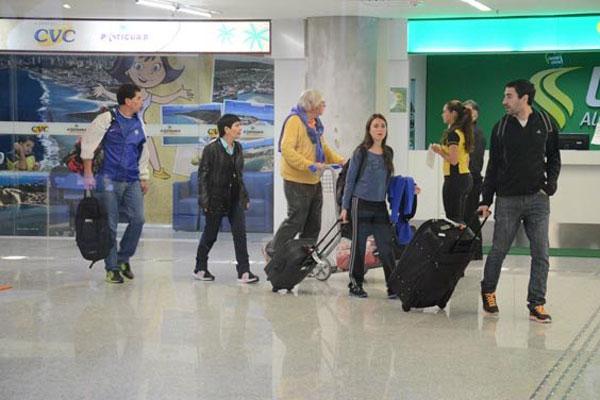 Passageiros avaliaram positivamente aeroporto da Grande Natal