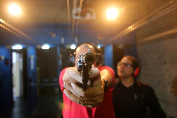 Nos nove primeiro meses deste ano, 930 armas foram registradas