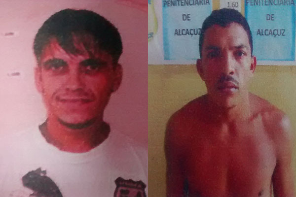Arlindo de Lima Silva e Rodrigo Nascimento Silva estão desaparecidos