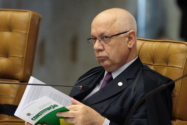 Ministro Teori Zavascki argumenta que a transparência nas contas eleitorais é fundamental