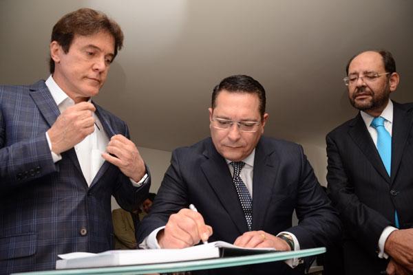 Ezequiel Ferreira assume o Governo do Estado por dez dias