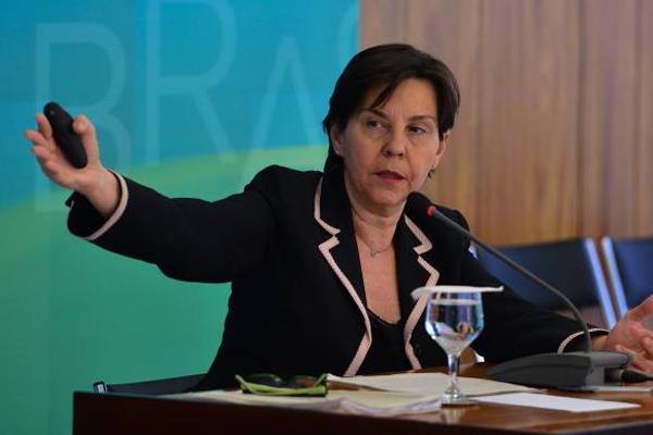 A ministra Tereza Campello destacou a redução da pobreza no país, ao comentar os dados da Pnad