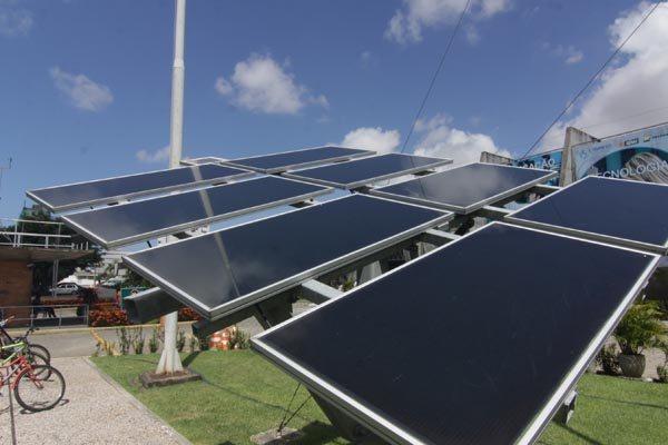 Resultado de imagem para energia solar natal