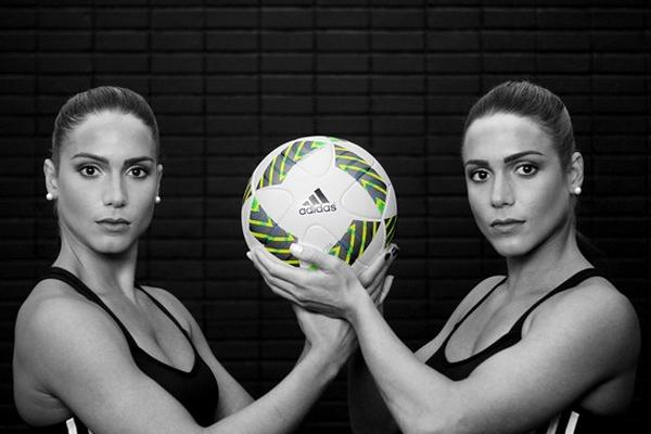 85e85343f5 Divulgação Bola que será usada no torneio de futebol dos Jogos do Rio 2016  foi apresentada nesta