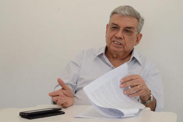 Garibaldi Filho defende candidatura do PMDB à presidência e alerta para problemas da previdência