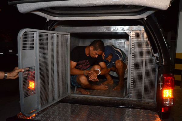 Jeová Soares e Euclides Tomaz estão presos no CDP de Nova Parnamirim