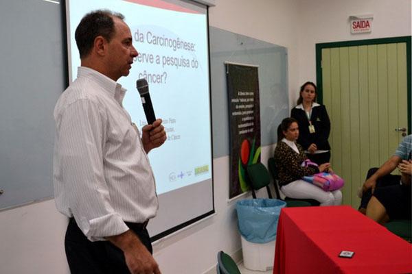 Ribeiro Pinto alerta que alguns tipos de cânceres, como próstata, estão associados à obesidade