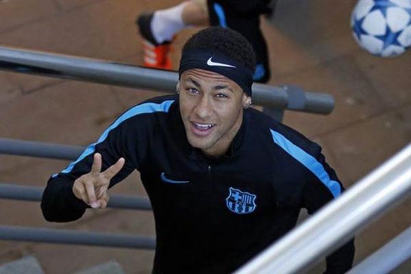 O Santos irá receber um bônus de 2 milhões de euros com a indicação de Neymar