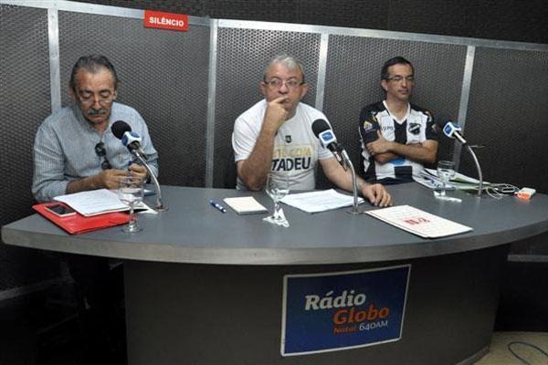 Candidatos à Presidência do ABC debatem propostas na Rádio Globo