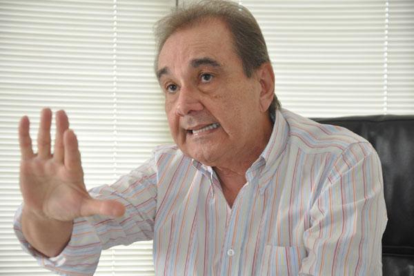 José Agripino afirma que o país só vai superar as dificuldades com a destituição de Dilma