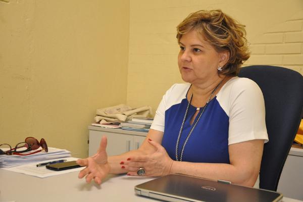 Ana Cristina Guedes, gerente do RN Sustentável, reconhece que execução do programa está lenta
