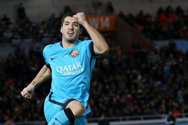Com cinco gols no campeonato, Suárez foi eleito craque do Mundial