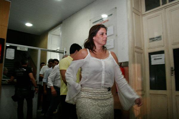 Antes de serem levados para presídios, acusados fizeram exame de corpo de delito no Itep