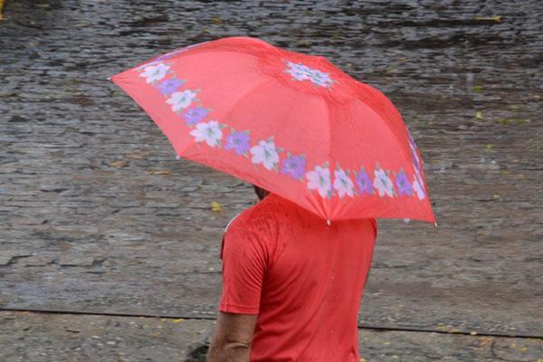Em Natal, foram registrados 22,1mm de chuva