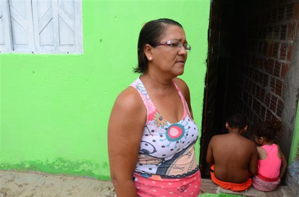 Segundo Maria José, esposa de um dos pescadores, ele ainda está abalado com o que aconteceu