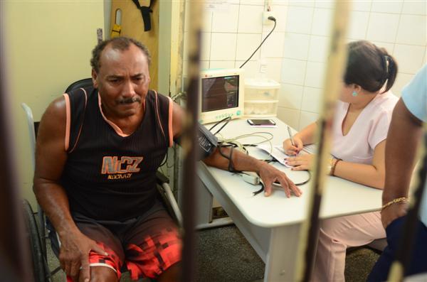 Cleudo Eneas não passa bem e volta ao hospital