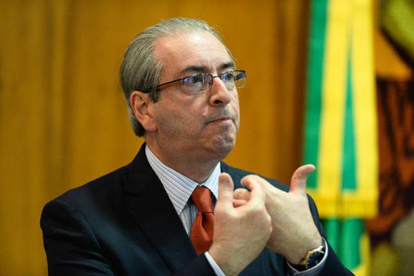 Ministro Teori Zavascki autorizou quebra dos sigilos bancário e fiscal de Eduardo Cunha