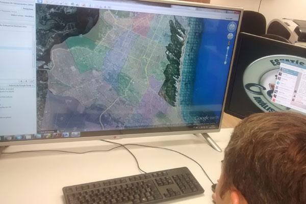 A Coine/RN faz o monitoramento espacial dos assassinatos no RN, identificando onde a violência cresce e onde ela recua
