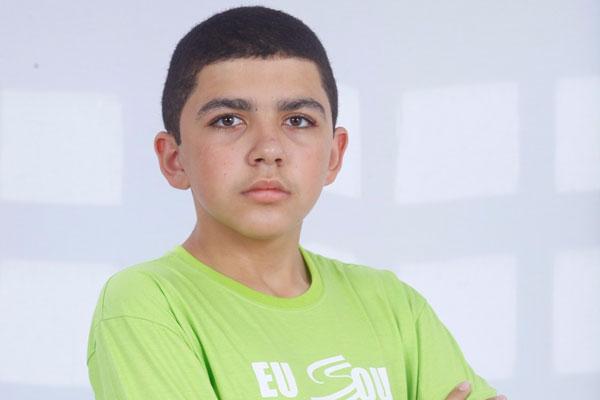 Victor foi aprovado para o curso de Engenharia Mecânica-Aeronáutica