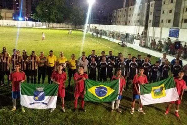 As partidas finais foram realizadas no estádio João Câmara