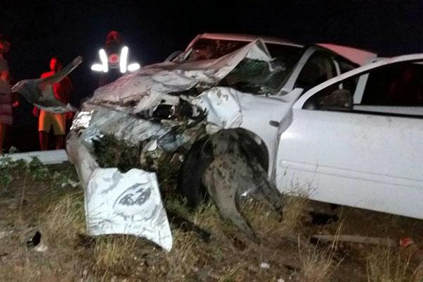 Astra Branco também se envolveu em acidente