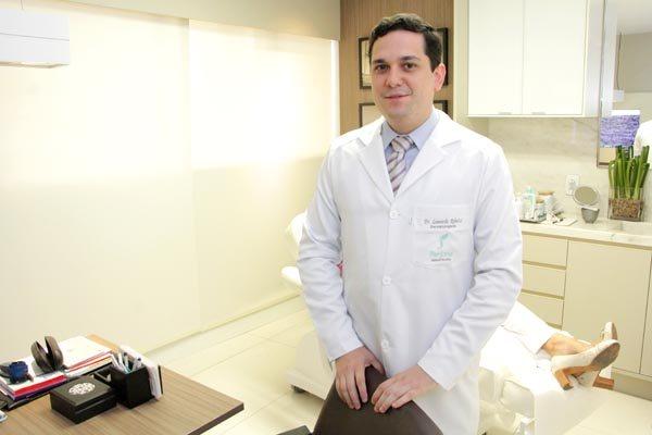 Leonardo Ribeiro - Presidente da Sociedade Brasileira de Dermatologia no Rio Grande do Norte