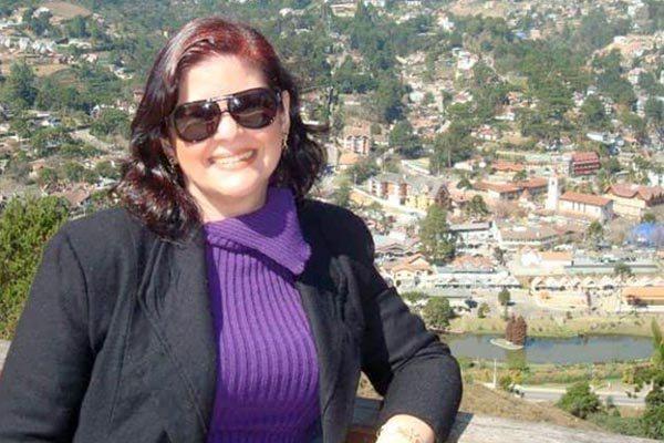 Gizela Mousinho foi assassinada no sábado (2) em frente a uma padaria no bairro de Lagoa Nova