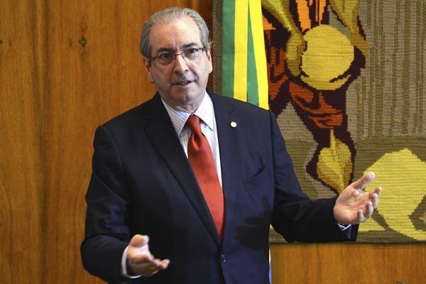 Eduardo Cunha deverá ser notificado nesta semana, com o retorno das atividades do STF