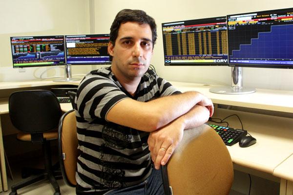 Vinício Almeida, professor da UFRN