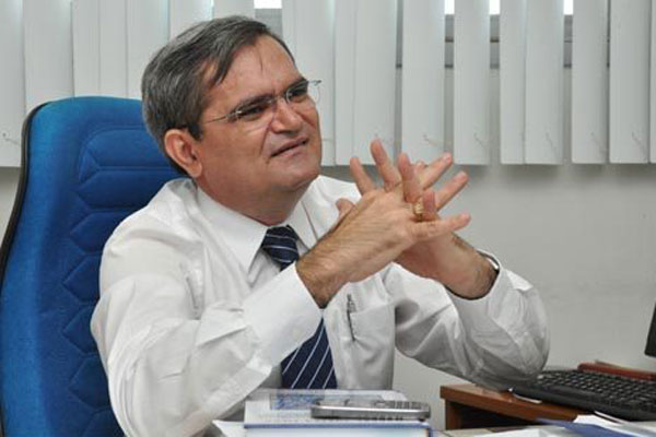 Coordenador estadual do Serviço de Apoio aos Projetos Alternativos  Comunitários (Seapac), Francisco das Chagas Teixeira